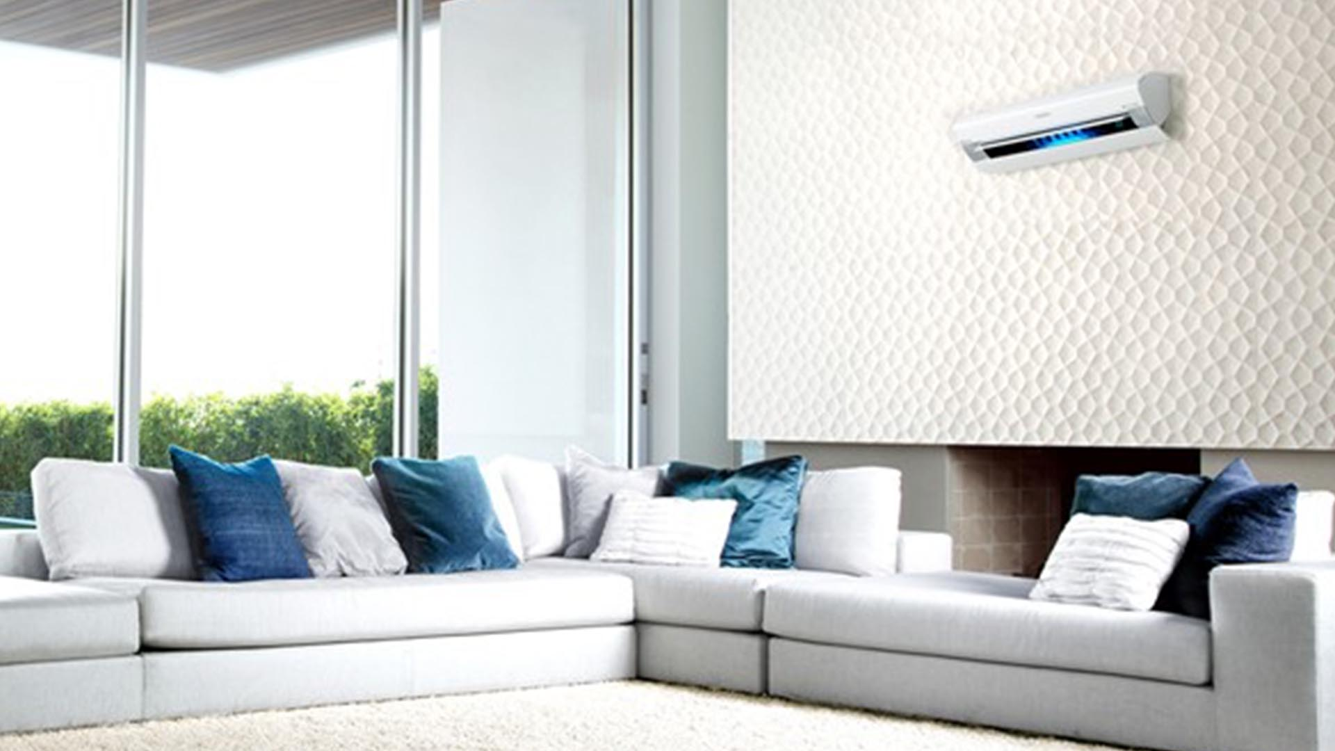 Homepage Residential Aircon